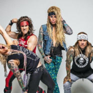 "Steel Panther Release Music Video For ""Let's Get High Tonight"""