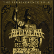Hellyeah forges ahead, announcing tour with All That Remains, Butcher Babies, Saul, Deepfall