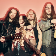 "Tyler Bryant & The Shakedown Share ""Out There"" Video"
