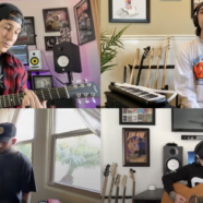 """Pierce the Veil Share Quarantine Performance Of """"Hold On Till May"""""""