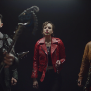 THE HU teams up with LZZY HALE of Halestorm
