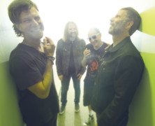 """THE NIXONS Release New EP SONIC BOOM Through Intercept Music and Official Music Video for Single """"Ghost of an Angel"""" TODAY!"""
