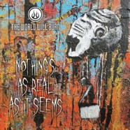Review: The World Will Burn- Nothing's As Real As It Seems