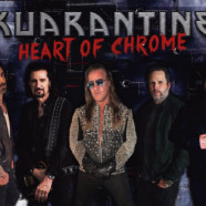 "Kuarantine Featuring Chris Jericho Releases Latest Single ""Heart of Chrome"""