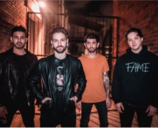 "Fame On Fire Release New Single and Video ""Down"""