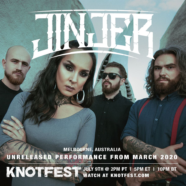 JINJER to Stream Melbourne Show this Thursday via Knotfest.com
