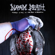Napalm Death Announce New Album, Throes of Joy in the Jaws of Defeatism