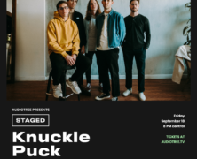 Knuckle Puck To Livestream Record Release Show At Chicago's Lincoln Hall on 9/18