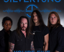 Silvertung release video for You're Fine with a message about mental health and anxiety