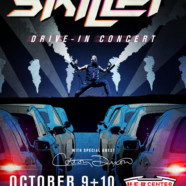 Skillet announces two-night Drive In Theater Concert Event