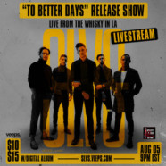 Live: Slaves live-streamed album release show from the Whisky A Go Go