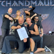 SCHANDMAUL Signs Worldwide Contract with Napalm Records