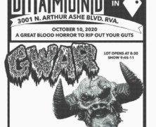 GWAR Announces Drive-In Show For October 10th in Richmond, VA