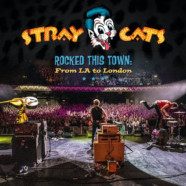 The STRAY CATS Reveal 'Rock This Town (live)' From New Album