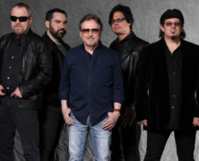"Blue Oyster Cult release video for ""Box In My Head"""