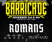 "We Came As Romans Free Live Performance Event ""The Barricade"" Set For 12/3 + 12/4"