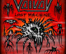 """Voivod Releases Second Single And Video For """"Iconspiracy"""" Off Forthcoming Album 'Lost Machine – Live'"""
