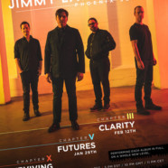 Jimmy Eat World Announce Phoenix Sessions, A Global Stream Series In Partnership With DWP