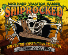 ShipRocked Rescheduled To January 22-27, 2022