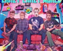 """Islander release """"Crazy Crazy World"""" single and video featuring wrestling legend Sting"""