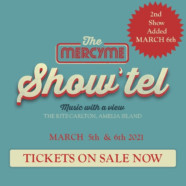 MercyMe Adds Second Show on March 6th to Show'tel Amelia Island Event
