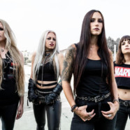 """NERVOSA Releases New Single & Official Video for """"Under Ruins"""""""