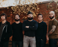 "August Burns Red Announce ""Guardians Sessions"" EP, release New Song ""Icarus"" With A Special Clean Vocal Cameo"