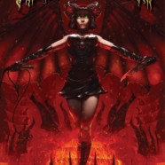 """CRADLE OF FILTH Announce Comic Book Debut with """"Maledictus Athanaeum"""""""