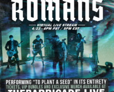 "We Came As Romans ""To Plant A Seed"" Anniversary Livestream Set For Friday, 4/23"