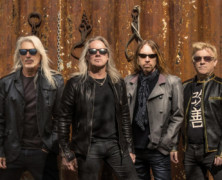 "The End Machine (Warrant, Foreigner, ex-Dokken) announce new album- ""Phase2"""