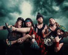 "ALESTORM to Release New Live Album & DVD/BluRay, ""Live in Tilburg"""