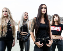 "NERVOSA Reveals New Lyric Video for ""Genocidal Command"" Featuring Schmier of DESTRUCTION"