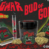 """GWAR Unveils New CBD Line """"Bud of Gods"""" in Partnership with Consequence"""