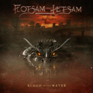 """FLOTSAM AND JETSAM Reveal Lyric Video for Title Track from Blistering New Album """"Blood In The Water"""""""