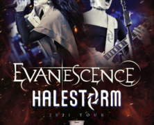 Halestorm and Evanescence announce Fall U.S. Arena Tour