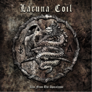 """Lacuna Coil Releases New Live Track and Video for """"Apocalypse"""""""