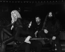 """The Pretty Reckless debut video for """"Only Love Can Save Me Now"""" (Feat. Matt Cameron + Kim Thayil)"""