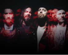 """Bullet for My Valentine Announce Self-Titled Album and release new video for """"For """"Knives"""""""