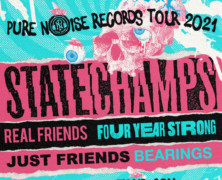 State Champs to headline 2021 Pure Noise Tour
