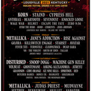 Louder Than Life, Welcome to Rockville announce replacements for Nine Inch Nails & Deftones