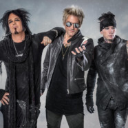 """Sixx:A.M. Teases Their Celebratory HITS Album With New Lyric Video for """"Pray For Me"""""""