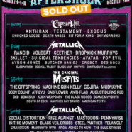 Aftershock 2021: Performance Times & Onsite Experiences Announced