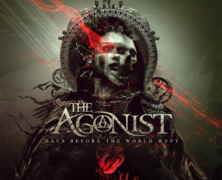 """THE AGONIST announces new EP, """"Days Before The World Wept"""""""