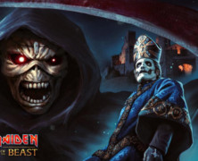 Ghost Announced As Latest In-Game Band Collaboration For Iron Maiden's Legacy Of The Beast Mobile Game